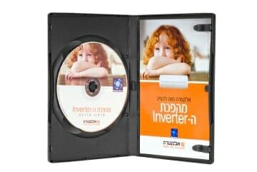 קופסאת DVD שחורה