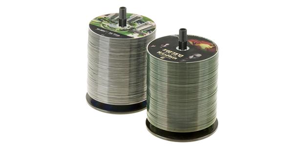 DVD R - הדפסת דיסקים לצריבה