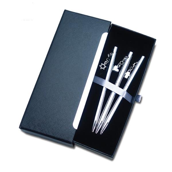 עט יוקרה ממותג - סט צ'ארם