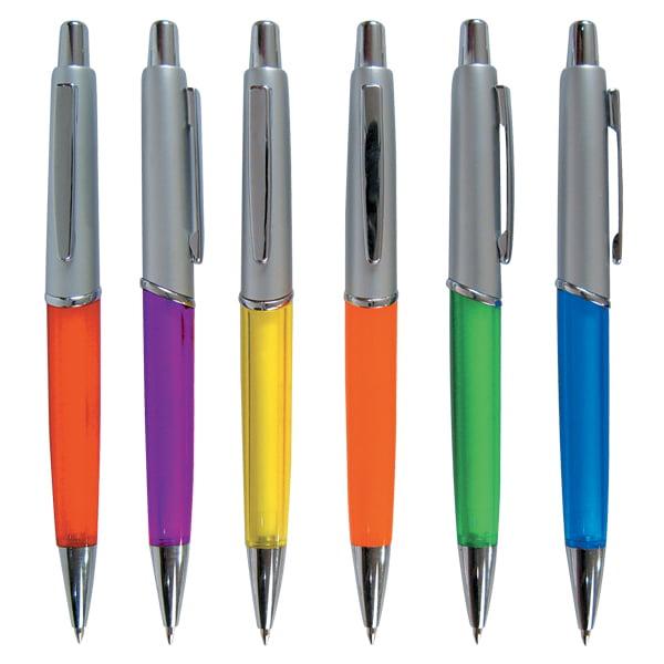 עט פלסטיק ממותג - קוליברי