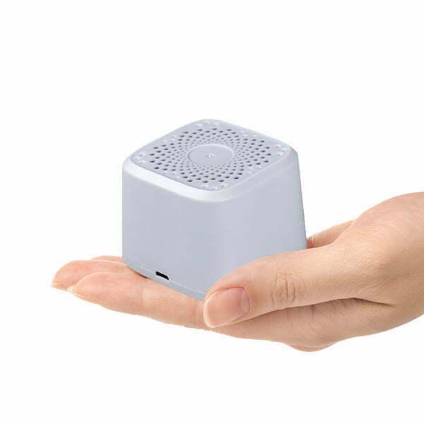 """""""קיוב"""" מיני רמקול Bluetooth איכותי עוצמתי 3W"""