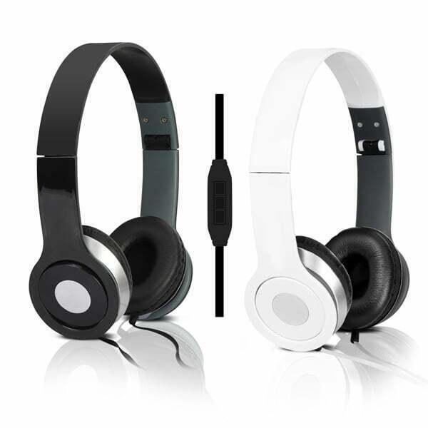 אודיו-אוזניות קשת מתקפלות