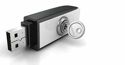 הגנה על דיסק-און קי מהעתקה