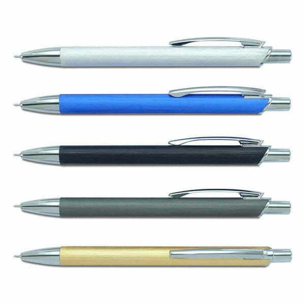 אמיגו עט ג'ל ממתכת בצבעים מטאליים