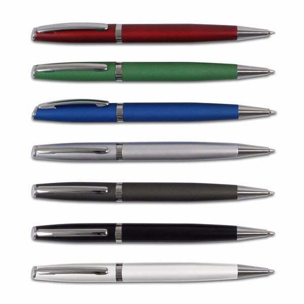 עט מתכתי - מאצ'ו