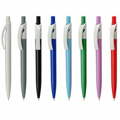 עט פלסטיק אנג'ל פסטל