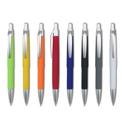 עטים ממותגים מפלסטיק עם לוגו